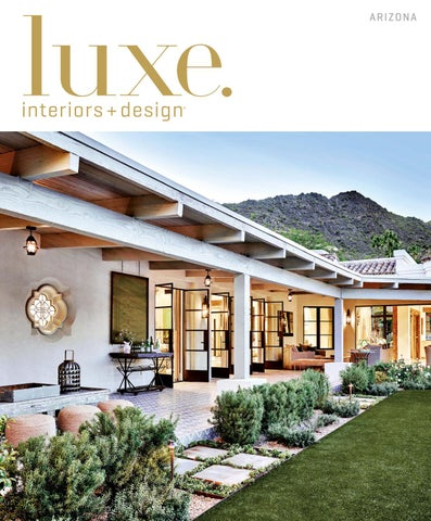 Elegant Luxe Magazine July 2016 Arizona By SANDOW®   Issuu