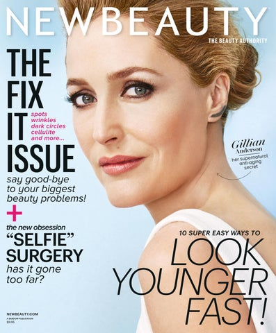 3e50e7a23a THE FIX IT ISSUE spots wrinkles dark circles cellulite and more.
