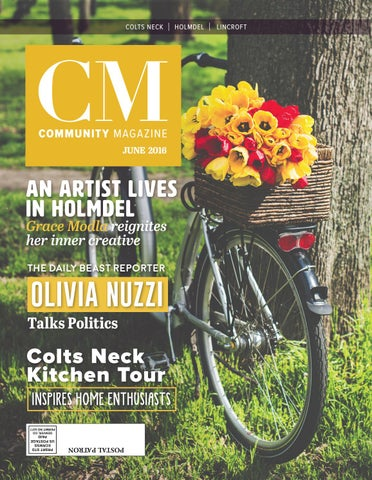 Cm Colts Neck Holmdel Lincroft June 2016 By