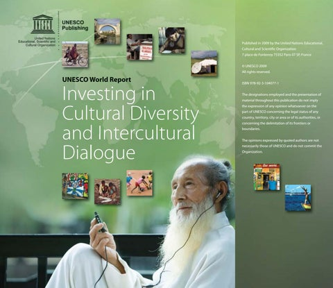 427daf2860cb Investing in Cultural Diversity and Intercultural Dialogue - UNESCO ...