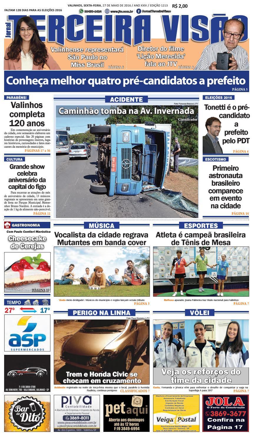330ef692567b8 E1213 by Jornal Terceira Visão - issuu