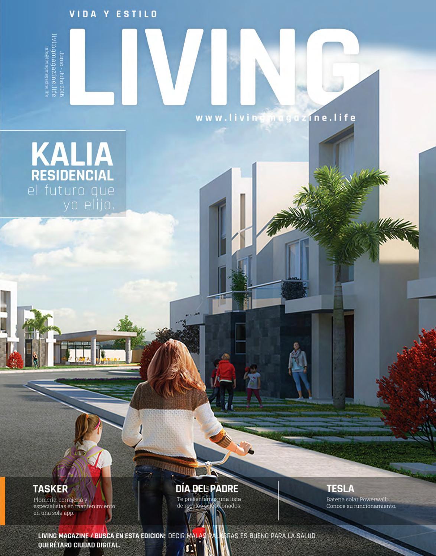 Living edici n 21 by guia inmobiliaria vida y estilo issuu for Guia inmobiliaria