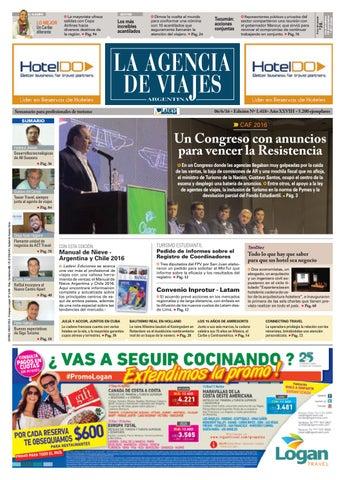c0a2cc2cb La Agencia de Viajes Argentina N° 1.418 by Ladevi Media & Solutions ...