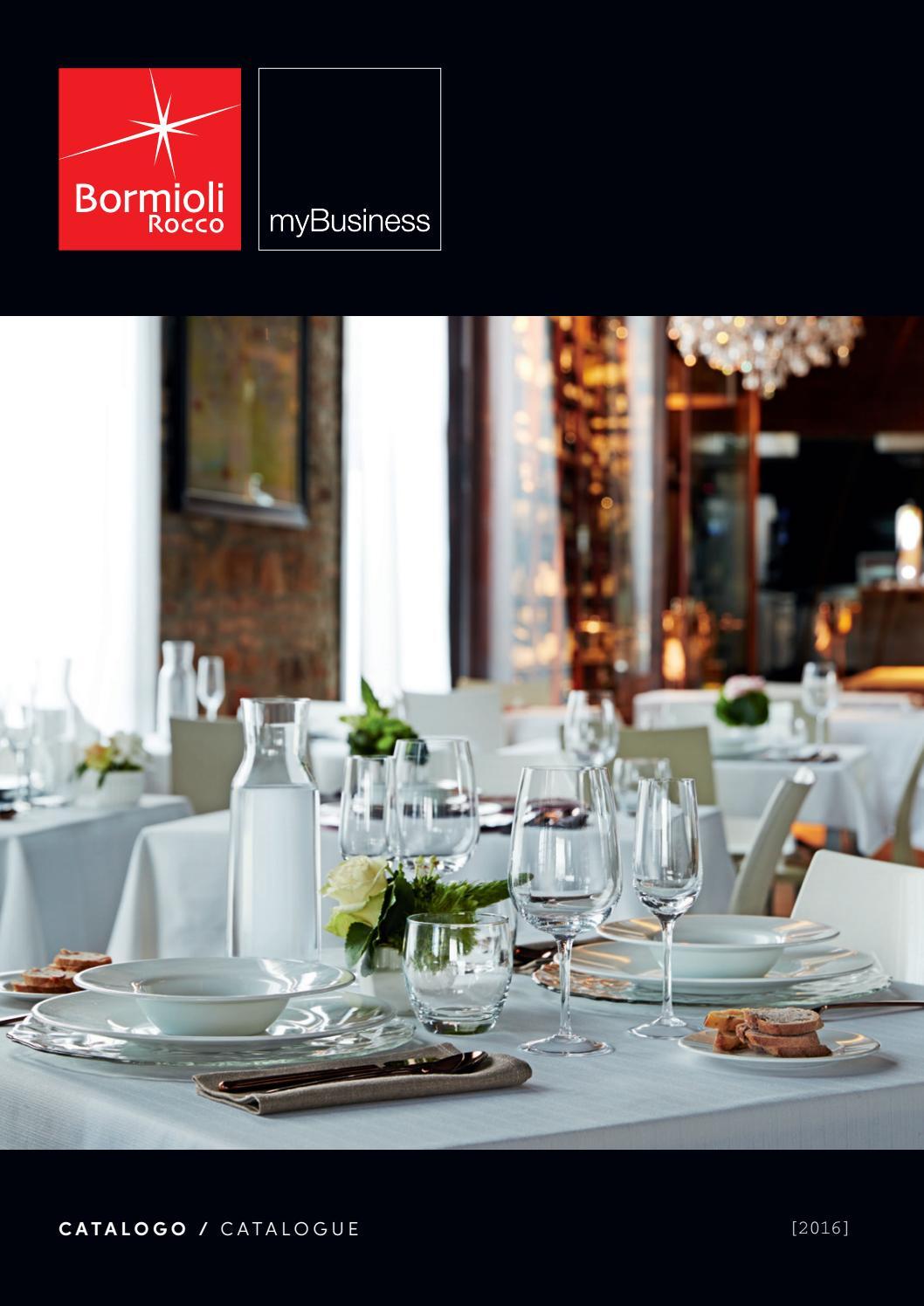 bormioli mybusiness catalogo 2016 by olivia gavira issuu. Black Bedroom Furniture Sets. Home Design Ideas