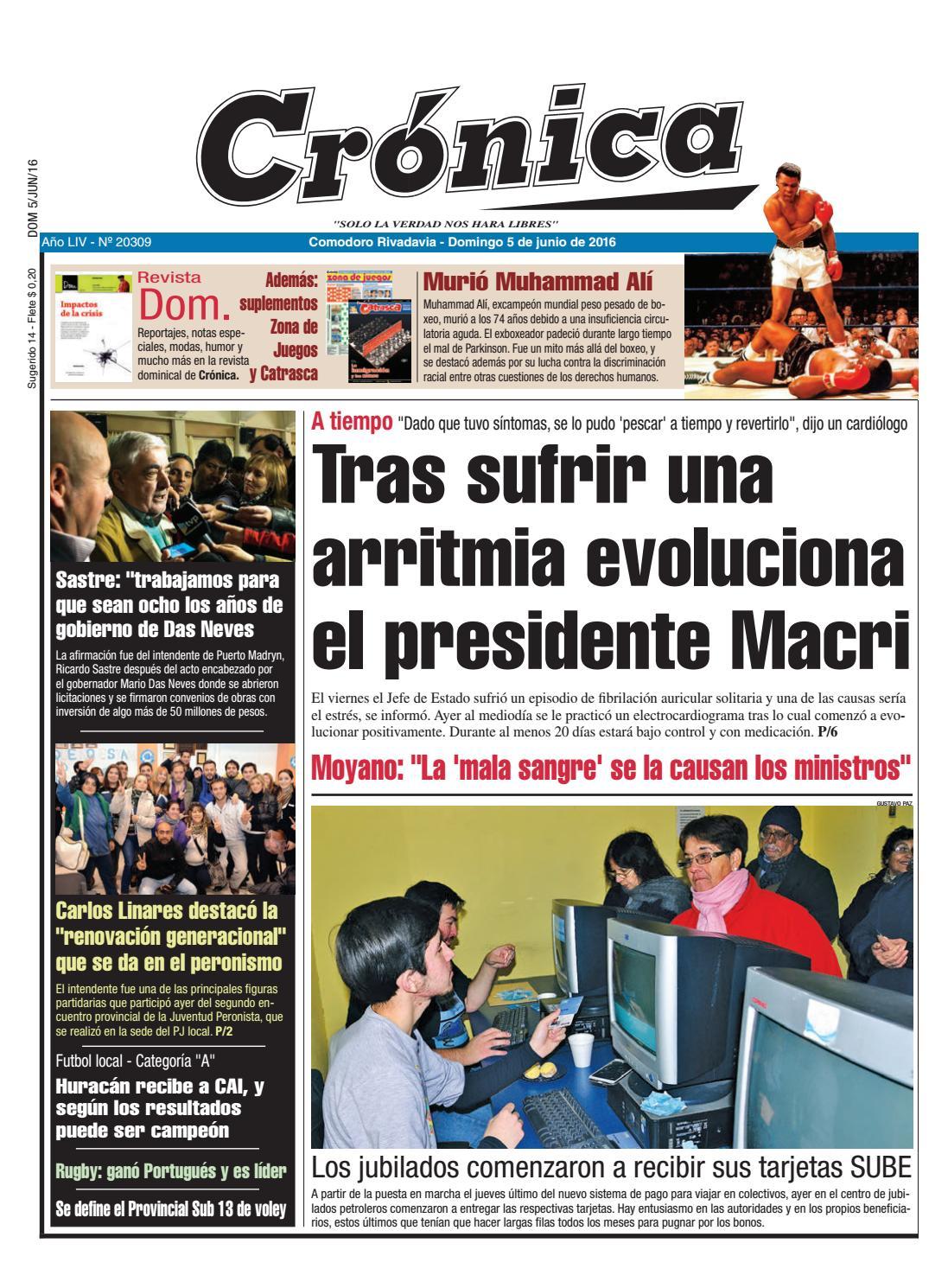 2f9d3a324bc20f4015dc68e9d0bb708b by Diario Crónica - issuu