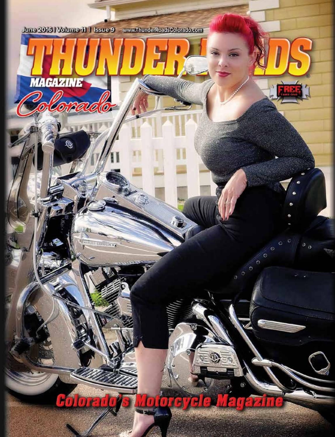 Thunder roads colorado magazine volume 11 issue 9 by for Volunteer motors clinton hwy