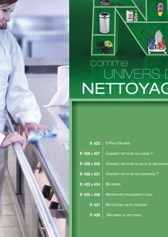 Catalogue Metro Chr Univers Nettoyage By Madandaf Import Issuu