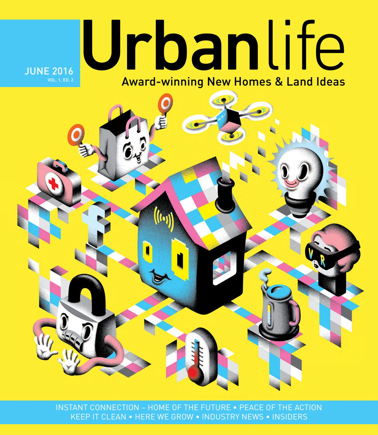 Urban Life Magazine Issue 2 by Publicity Press - issuu