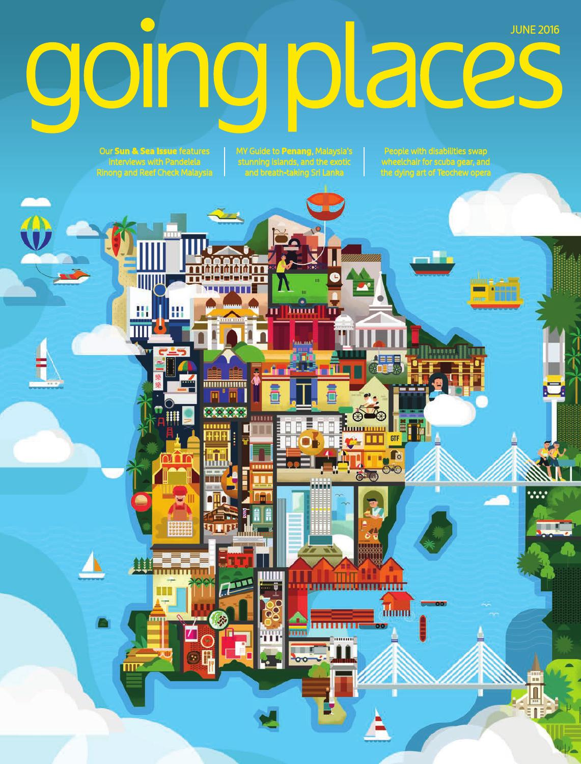 Going Places June 2016