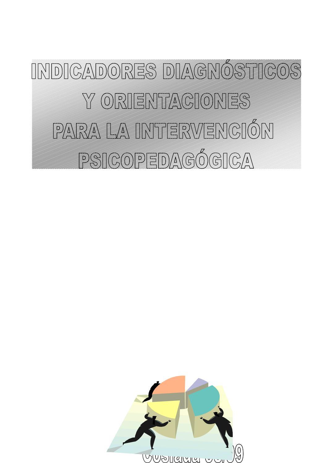 Libro indicadores diagnosticos y orientaciones by Simón Lugilde - issuu