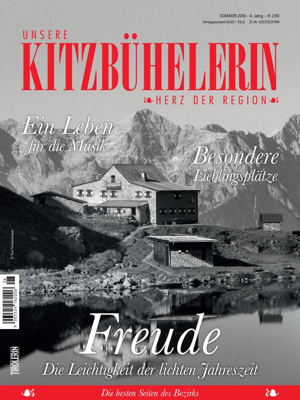 Unsere Kitzbühelerin Sommer 2016 by Bundesländerinnen - issuu