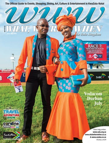 Page 1. NOT FOR SALE. Vodacom Durban July