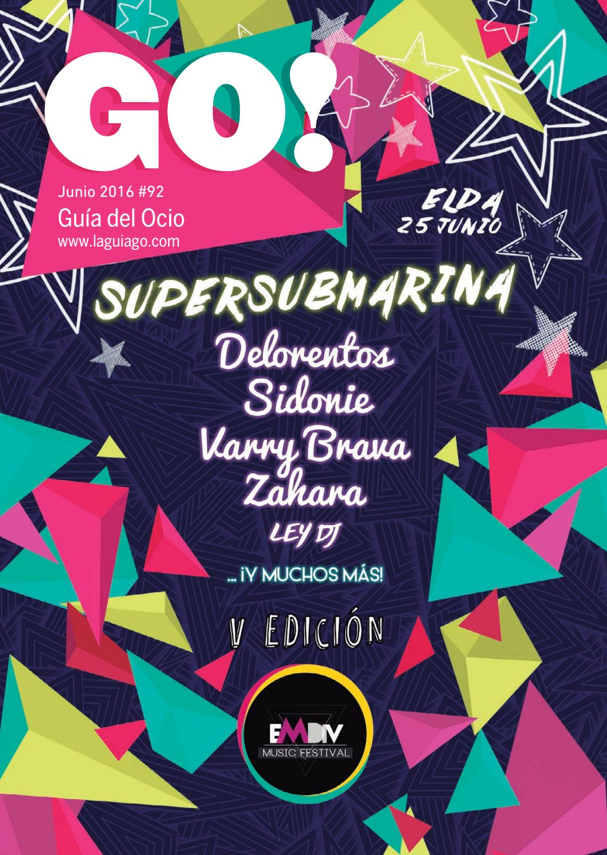 Revista Go! Alicante y Elche. Junio 2016 by laguiago.com - issuu 9f3f202d905d3