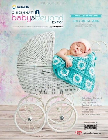 bf4c6fa55073a Cincinnati Baby   Beyond Expo 2016 by Cincinnati Magazine - issuu