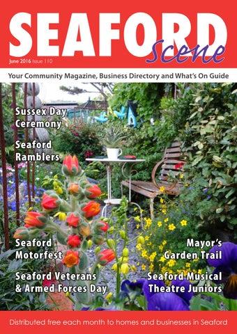 9e6cb6290bc Seaford Scene June 2016 by Fran Tegg - issuu