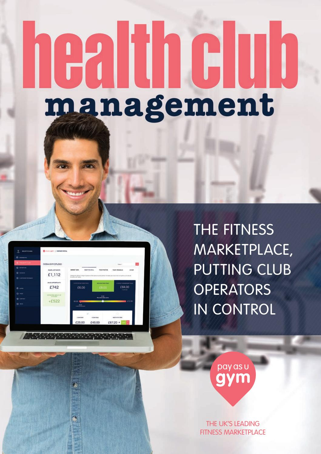 Health Club Management June16 By Leisure Media Issuu Basic Electrical Characteristics Ininins English Blog