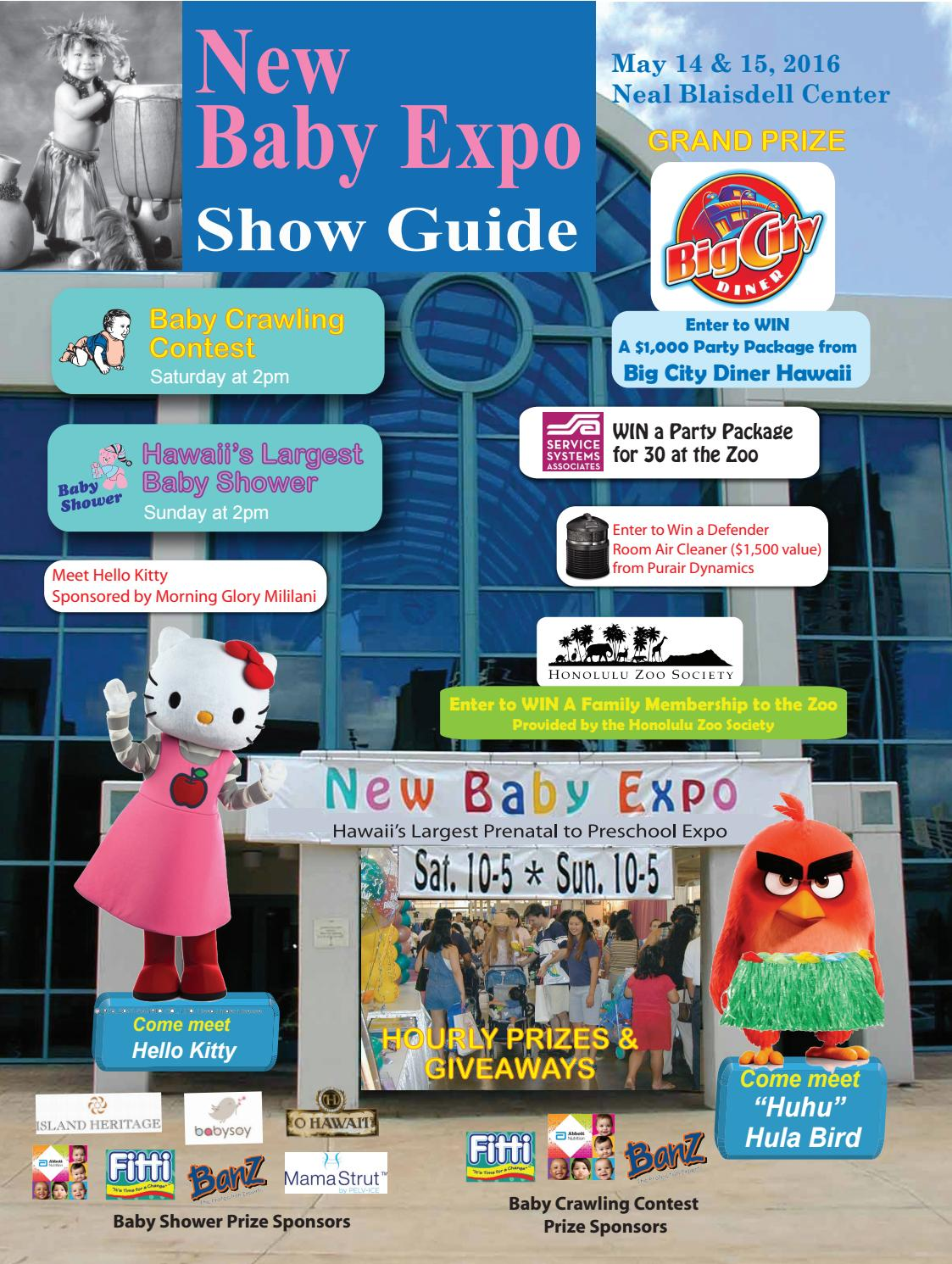 New Baby Expo 2016 Show Guide by David Parish issuu