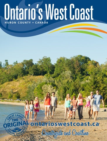 2016 ontarios west coast vacation guide by county of huron issuu