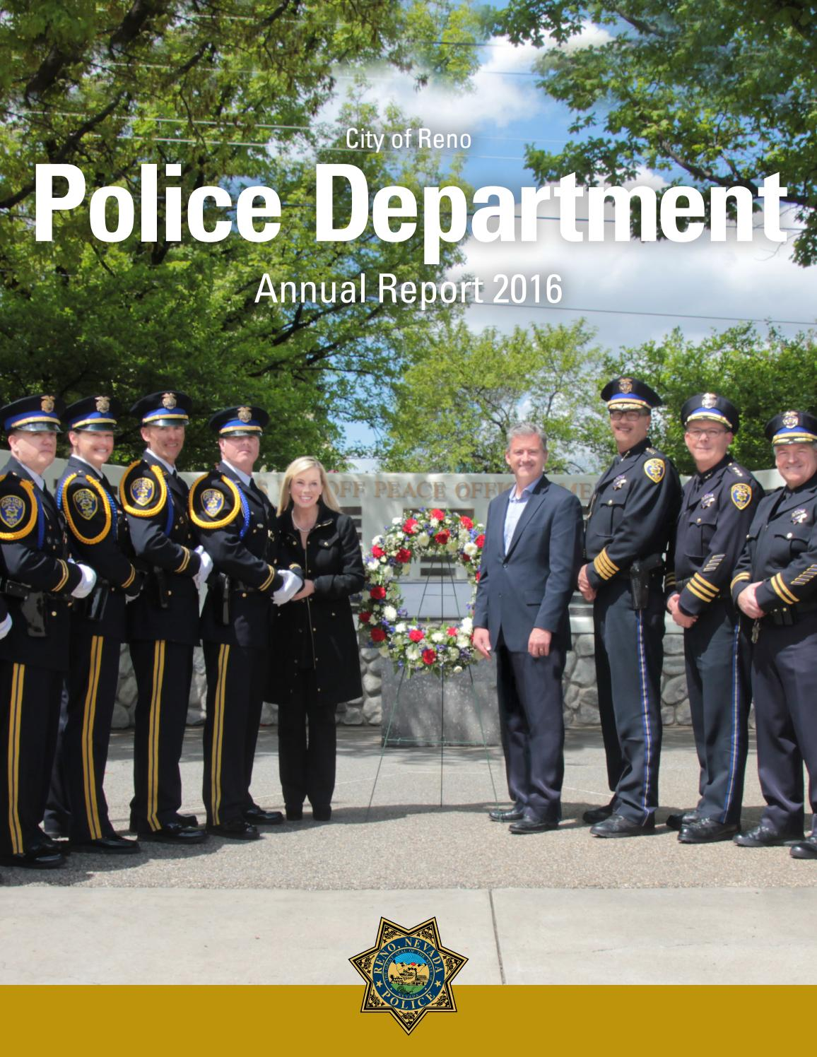 Castle Rock Police 2015 Annual Report By Becky Hernandez Issuu Department Wiring Diagram 2016 Reno
