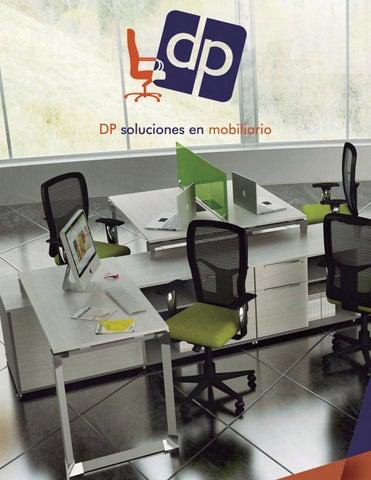 Dp catalogo mobiliario oficina by dp soluciones en - Muebles de oficina catalogo ...