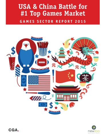 China mobile game industry report uk