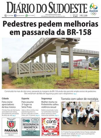 Diário do sudoeste 07 de junho de 2016 ed 6649 by Diário do Sudoeste ... 7134df0fd0