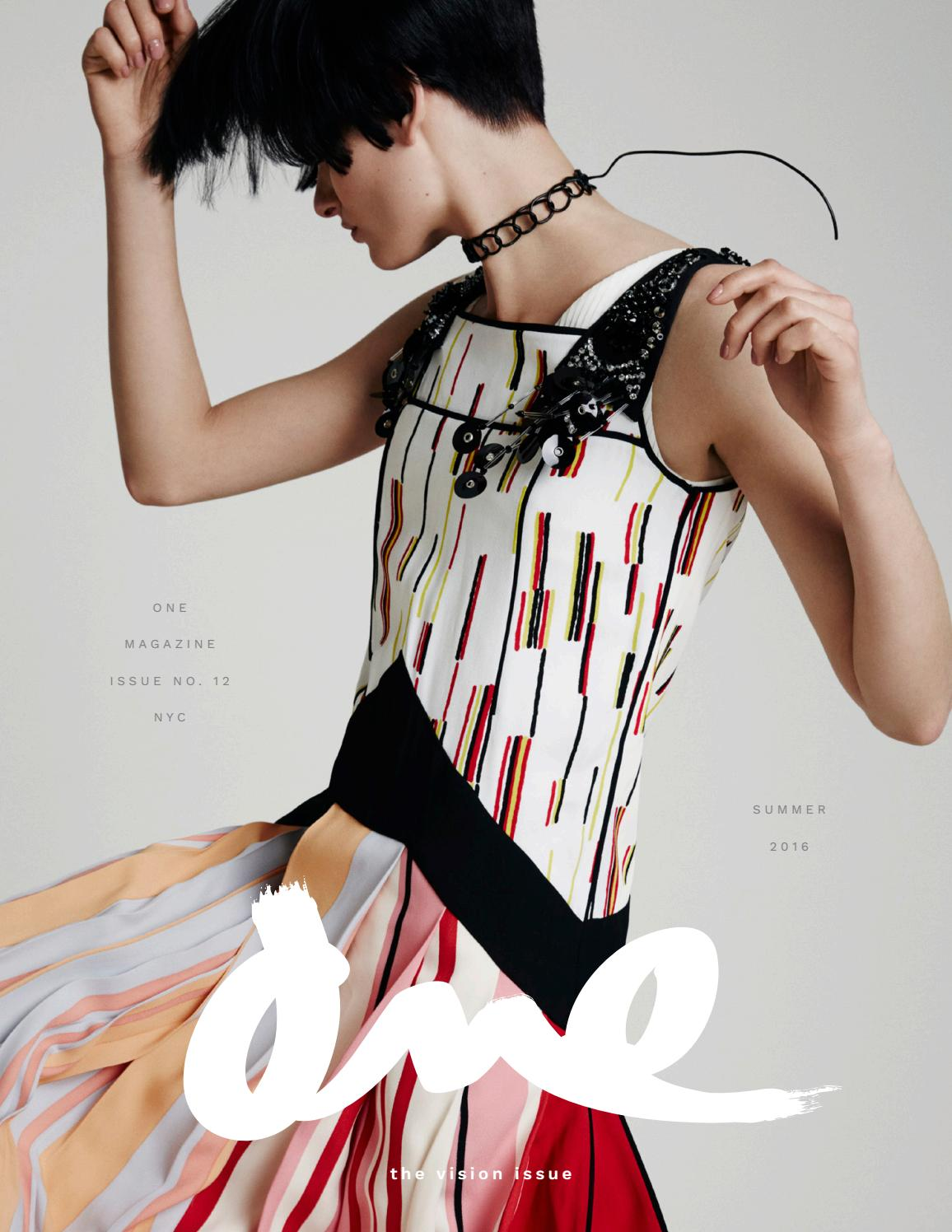 ONE Issue No12 by ONE Magazine