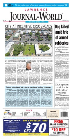 buy online 52841 d16f5 Lawrence Journal-World 06-07-2016 by Lawrence Journal-World - issuu