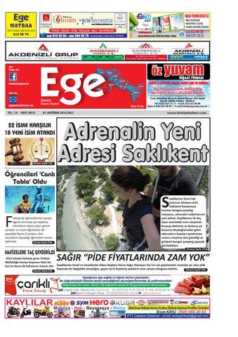 03dd72ae61eb4 07 Haziran 2016 Salı by EGE GAZETESİ - issuu