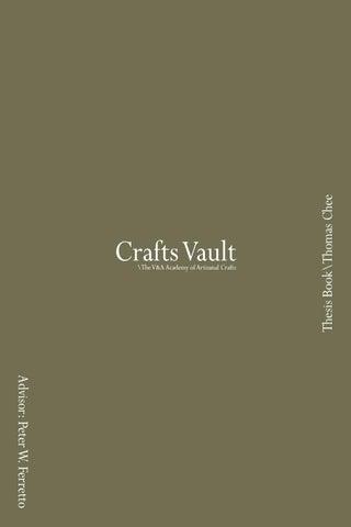 Crafts Vault By Thomas Chee Issuu