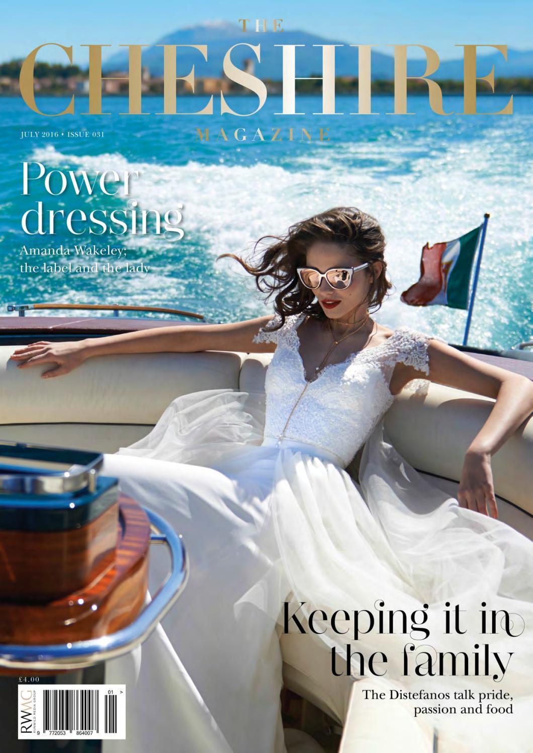 92246505b38 The Cheshire Magazine July 2016 by Runwild Media Group - issuu