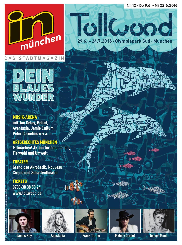 In Mnchen Ausgabe 12 2016 By InMagazin Verlags GmbH