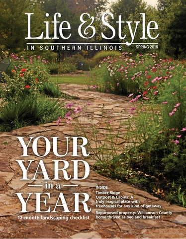 Life Amp Style Spring 2016 By The Southern Illinoisan Issuu