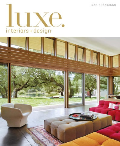 Merveilleux Luxe Magazine July 2016 San Francisco