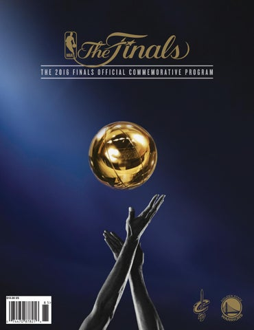 NBA Finals 2016 by HOOP - issuu b746517bb