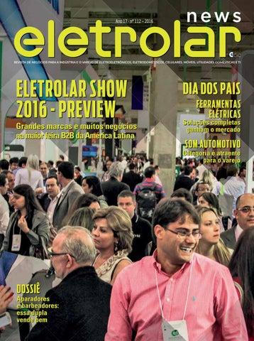 8e639c0b9 Revista Eletrolar News - Especial dia dos Pais by Grupo Eletrolar ...