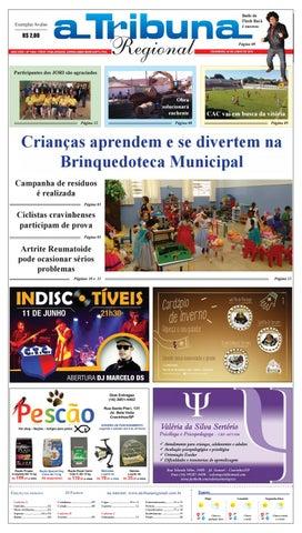 c731e01afb jornal A Tribuna Regional de Cravinhos by Leandro Cavalcanti - issuu