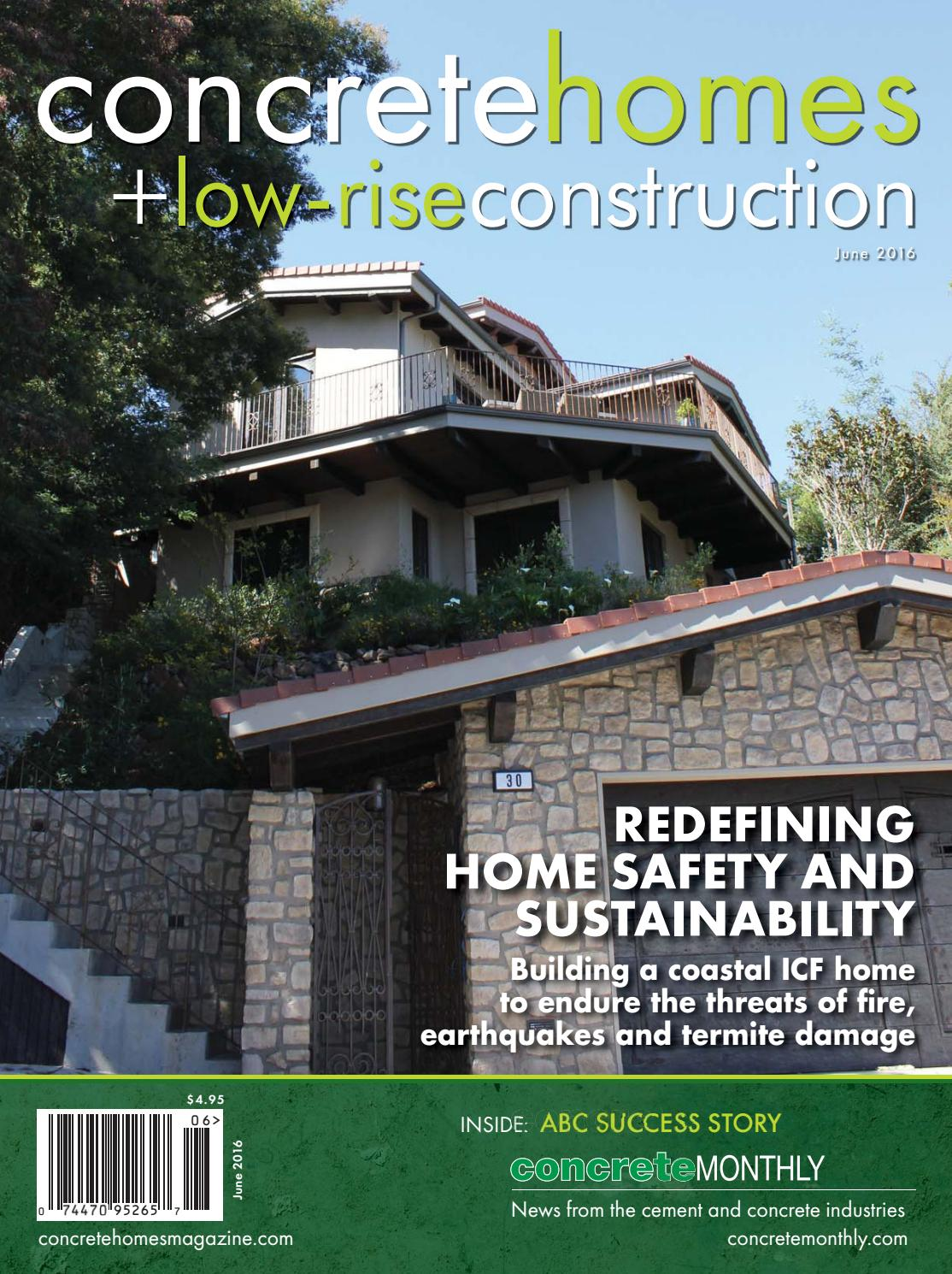 Concrete Homes by Digital Publisher - issuu