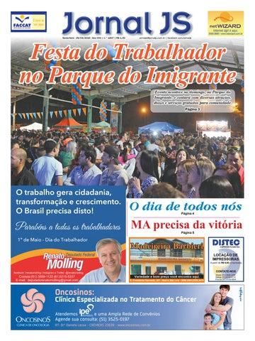3e7eb6064d Jornal JS - Sexta-feira