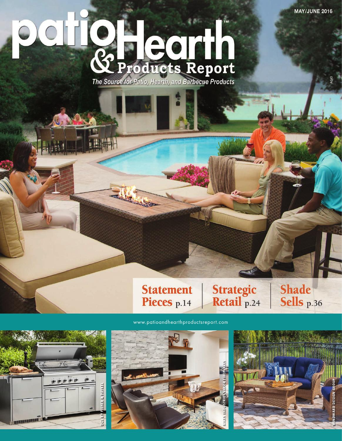 Patio Hearth Product Report May June 2016 By Peninsula Media Issuu