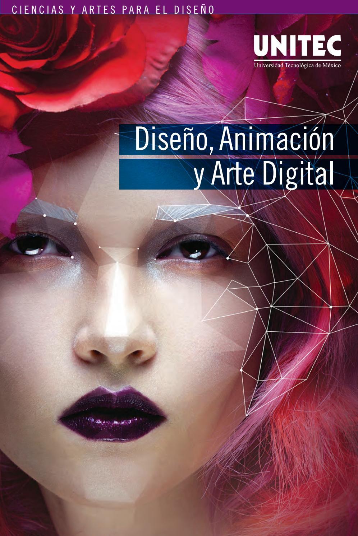 Licenciatura en Diseño, Animación y Arte Digital by