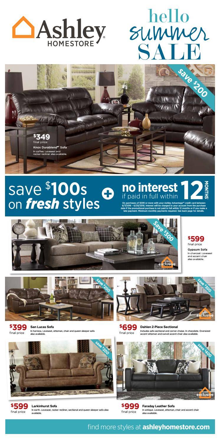 Ashley Furniture Home Of Laredo
