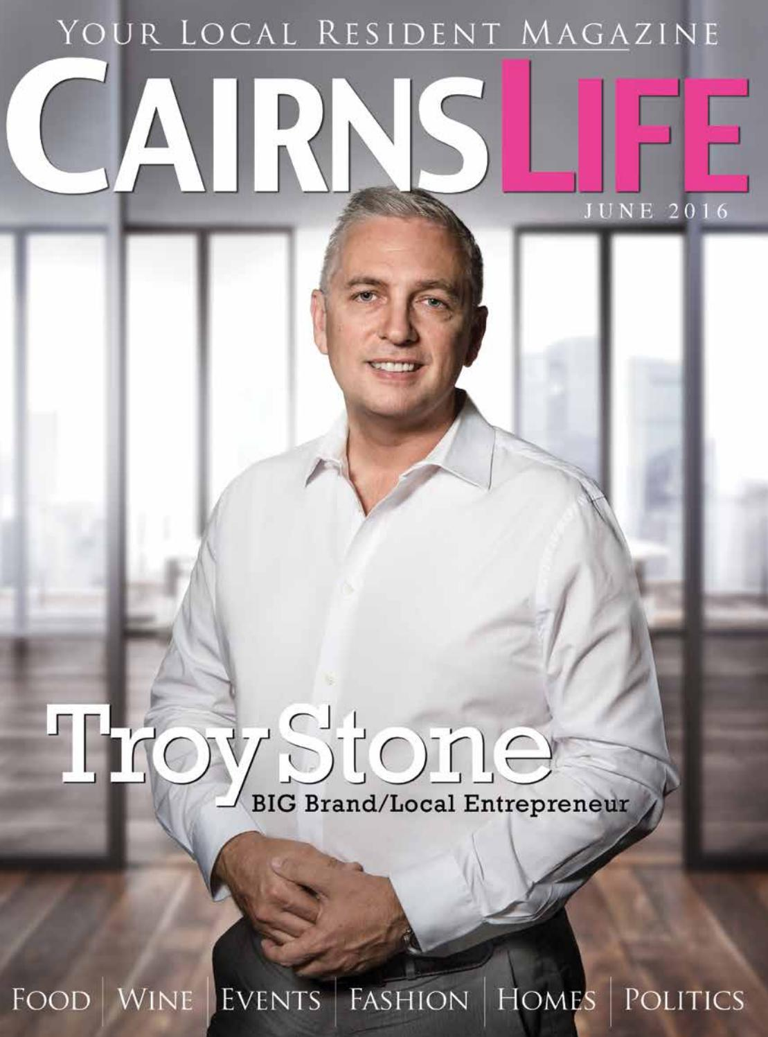 CairnsLife Magazine June 2016 by CityLife