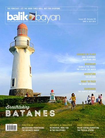 Balikbayan 20mag 20june July2016 By Balikbayan Magazine Issuu