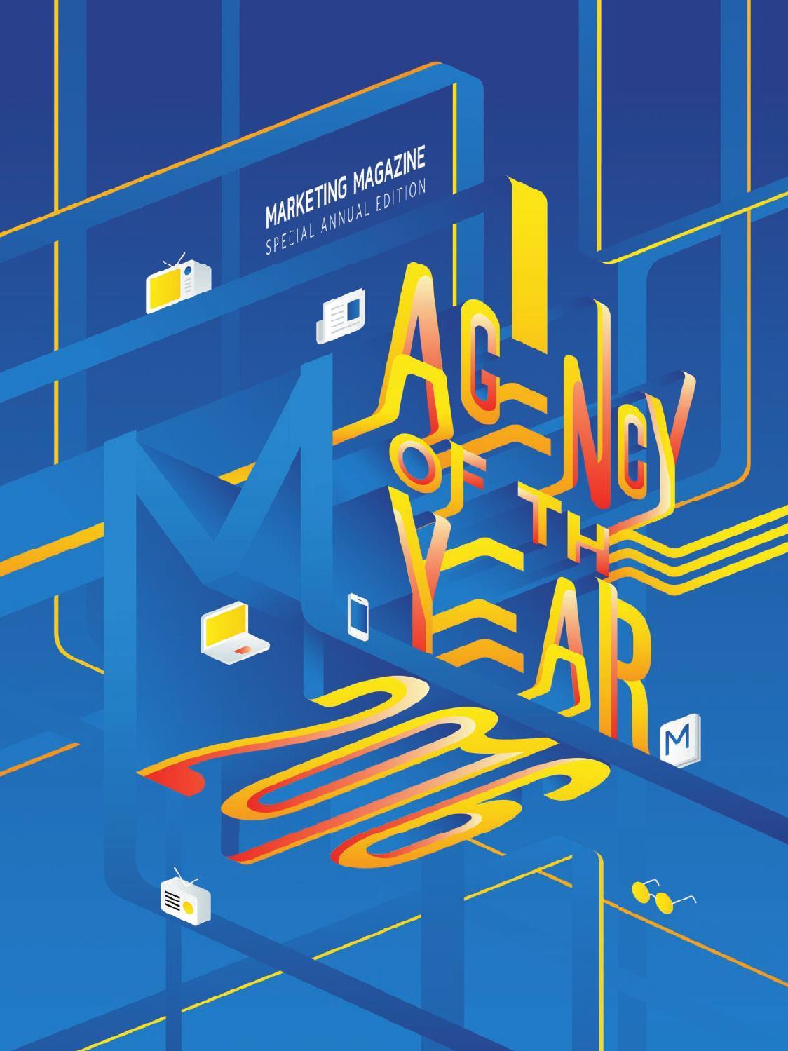 Marketing Magazine SG - AOTY 2016 by Marketing Magazine