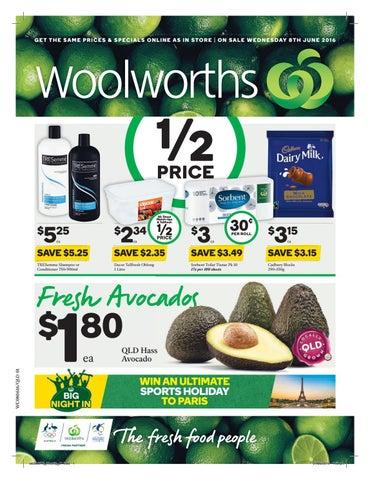Qld Woolworths 08 06 1614 06 16 By Hojunara Issuu