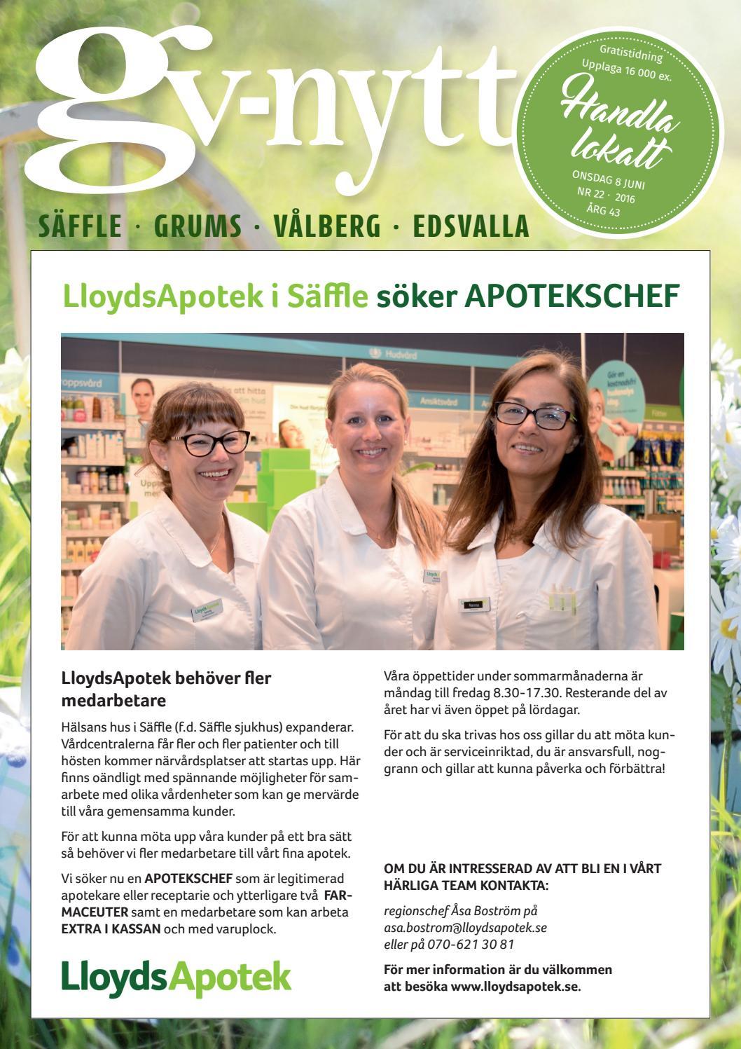 Lina Ljudn, 33 r i Vlberg p Nors-Mon 216 - adress