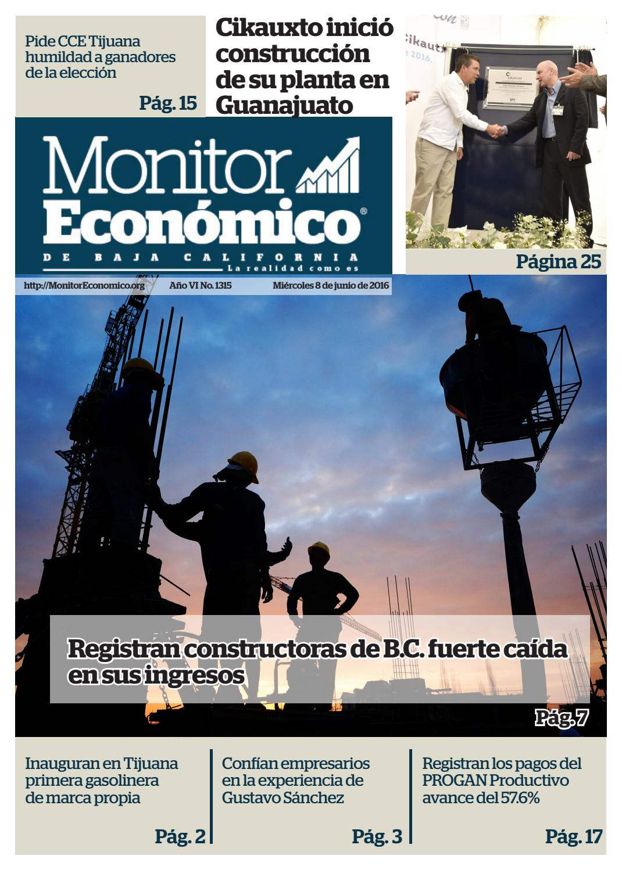 8 junio 2016 by Grupo Multimedia Frontera Norte - issuu