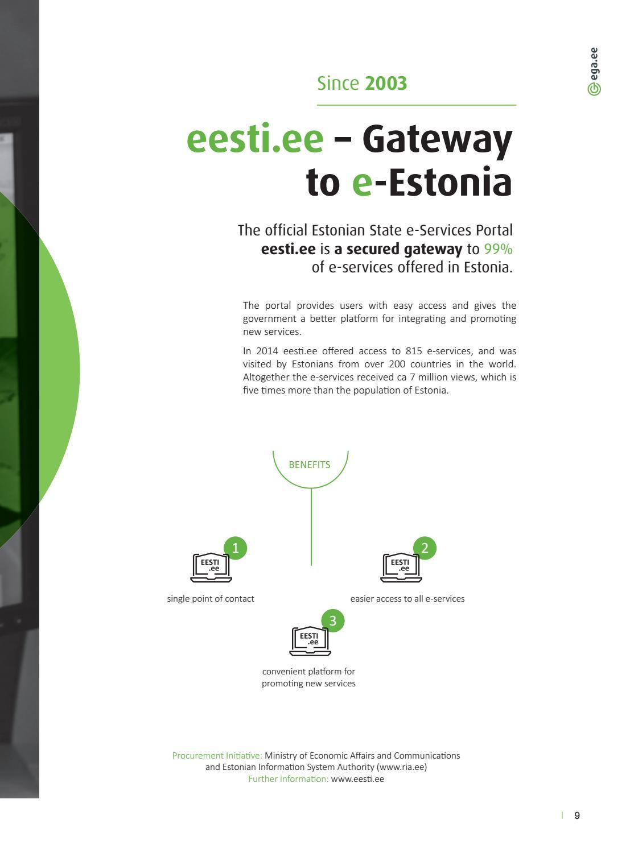 e-Estonia: e-Governance in Practice by e-governance academy