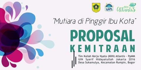 Proposal Sponsorship By Hmtg Gea Itb Issuu